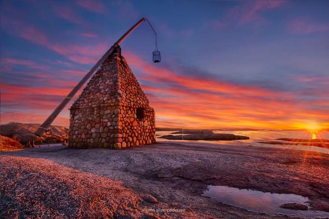 Ngắm 16 kiệt tác kiến trúc đẹp tựa cổ tích ở Na Uy - anh 11