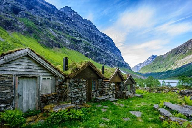 Ngắm 16 kiệt tác kiến trúc đẹp tựa cổ tích ở Na Uy - anh 15
