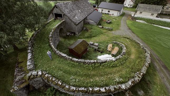 Ngắm 16 kiệt tác kiến trúc đẹp tựa cổ tích ở Na Uy - anh 3