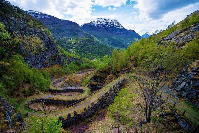 Ngắm 16 kiệt tác kiến trúc đẹp tựa cổ tích ở Na Uy - anh 5