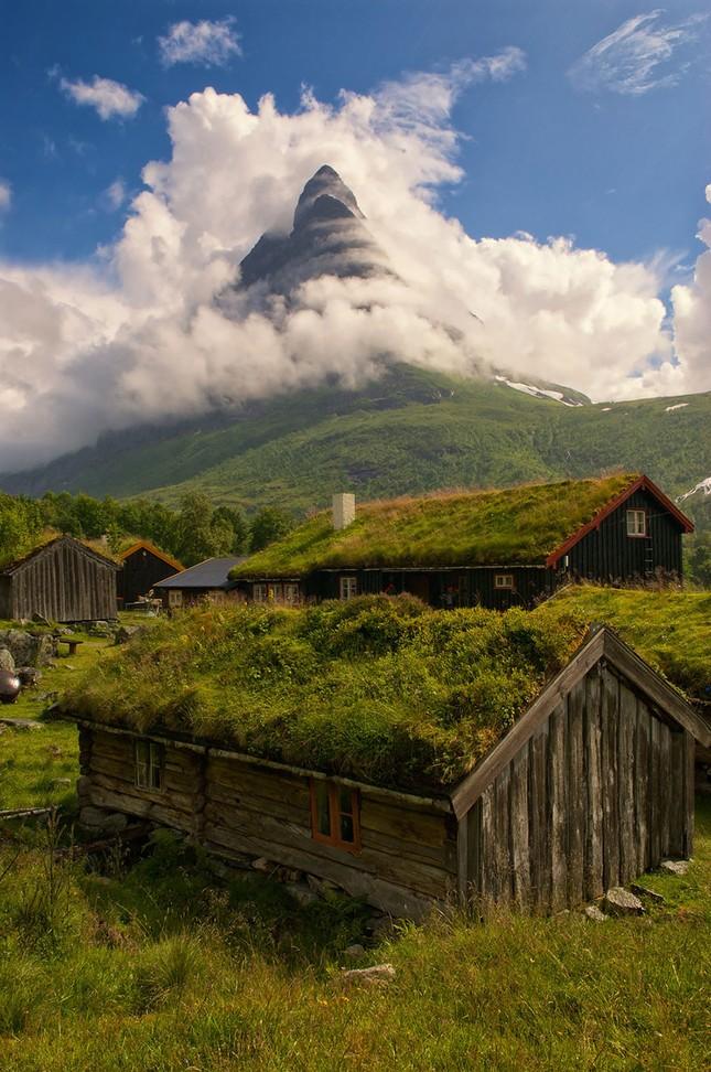 Ngắm 16 kiệt tác kiến trúc đẹp tựa cổ tích ở Na Uy - anh 6