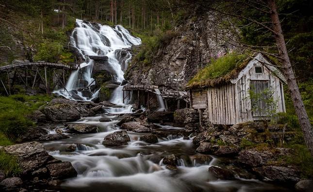 Ngắm 16 kiệt tác kiến trúc đẹp tựa cổ tích ở Na Uy - anh 9
