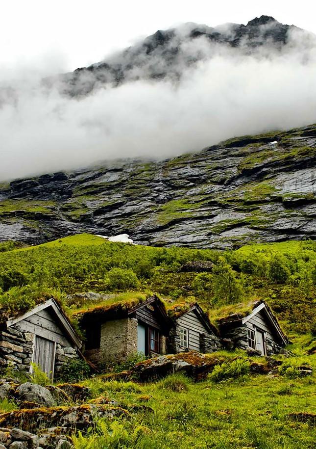 Ngắm 16 kiệt tác kiến trúc đẹp tựa cổ tích ở Na Uy - anh 10