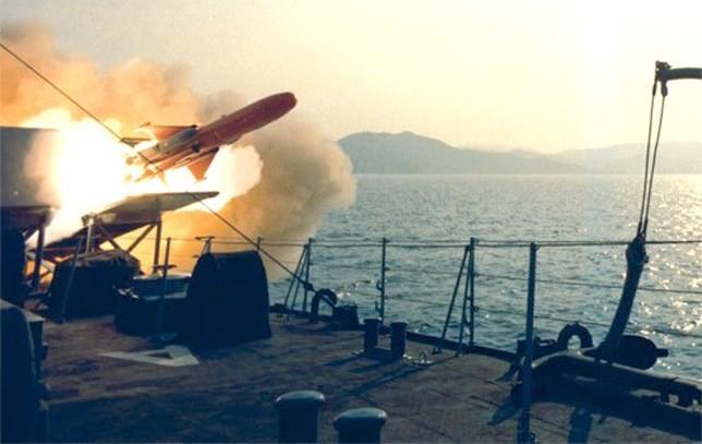 Khủng bố IS phục kích tàu hải quân Ai Cập bằng tên lửa - anh 1