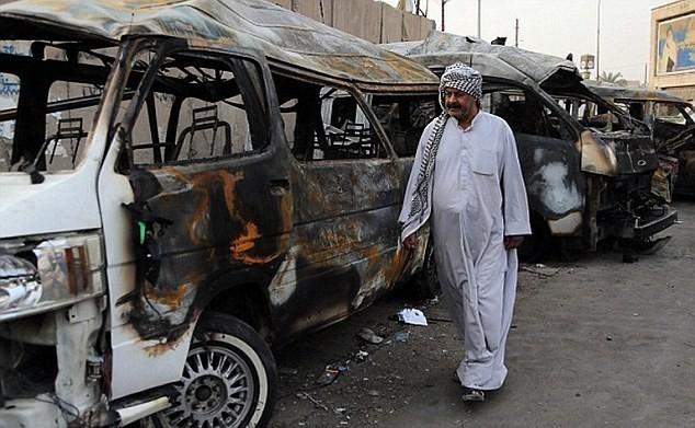 Lời thú tội 'máu lạnh' của kẻ cuồng đánh bom liều chết IS - anh 1