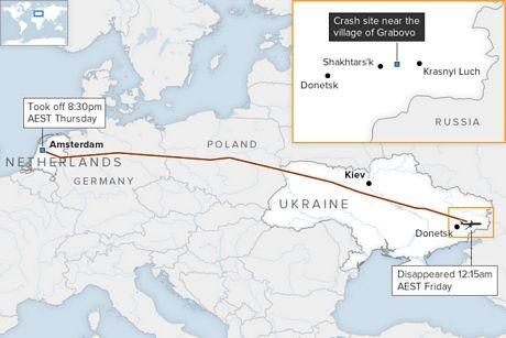 Thảm kịch máy bay MH17: Những dấu mốc sau một năm kinh hoàng - anh 2