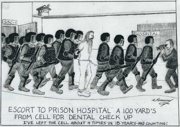 Chuyện đời của tên tù nhân khét tiếng và cô độc nhất nước Mỹ - anh 3