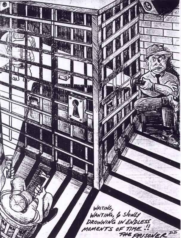 Chuyện đời của tên tù nhân khét tiếng và cô độc nhất nước Mỹ - anh 4