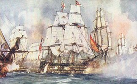 Top 5 lực lượng Hải quân hùng mạnh nhất trong lịch sử - anh 3