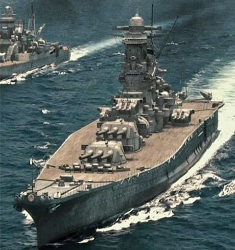 Top 5 lực lượng Hải quân hùng mạnh nhất trong lịch sử - anh 4