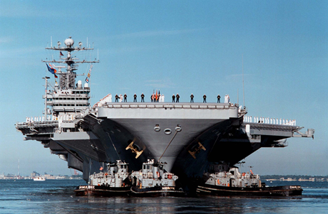 Top 5 lực lượng Hải quân hùng mạnh nhất trong lịch sử - anh 5