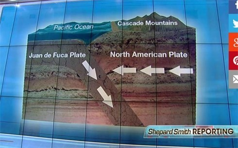 Siêu động đất tại Thái Bình Dương, tính mạng 40.000 người bị đe dọa? - anh 2