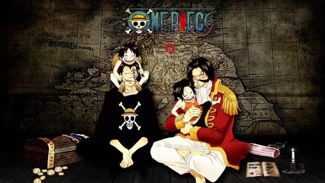 [One Piece] Những hình ảnh đẹp nhất của Monkey D. Dragon - anh 2