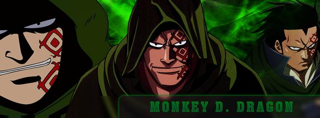 [One Piece] Những hình ảnh đẹp nhất của Monkey D. Dragon - anh 4