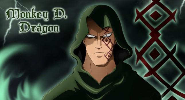 [One Piece] Những hình ảnh đẹp nhất của Monkey D. Dragon - anh 10