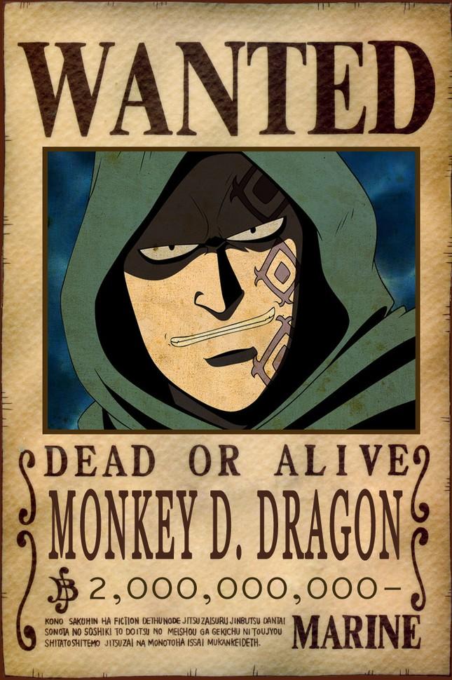 [One Piece] Những hình ảnh đẹp nhất của Monkey D. Dragon - anh 9