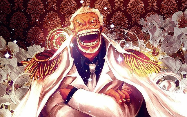 [One Piece] Những hình ảnh đẹp nhất của Monkey D. Garp - anh 7
