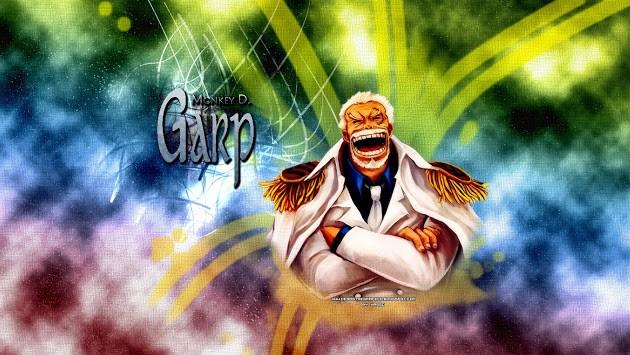 [One Piece] Những hình ảnh đẹp nhất của Monkey D. Garp - anh 1