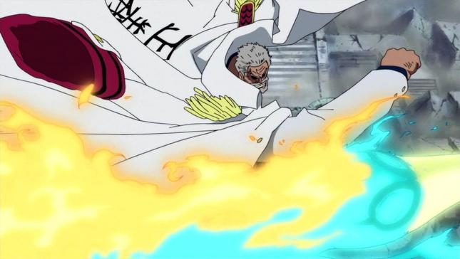 [One Piece] Những hình ảnh đẹp nhất của Monkey D. Garp - anh 3