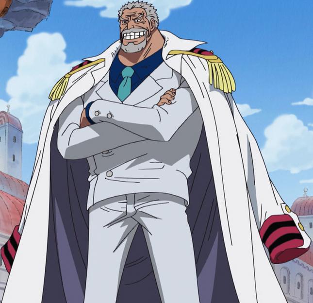 [One Piece] Những hình ảnh đẹp nhất của Monkey D. Garp - anh 8