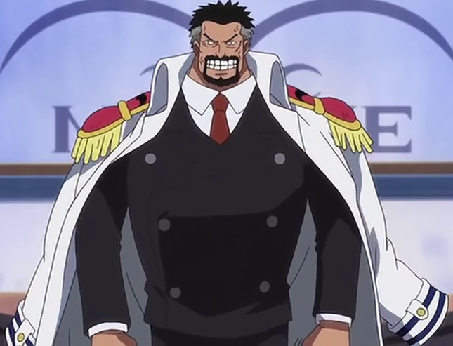 [One Piece] Những hình ảnh đẹp nhất của Monkey D. Garp - anh 9