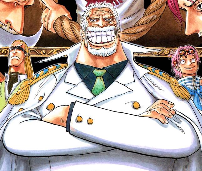 [One Piece] Những hình ảnh đẹp nhất của Monkey D. Garp - anh 12