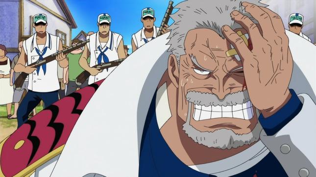 [One Piece] Những hình ảnh đẹp nhất của Monkey D. Garp - anh 14