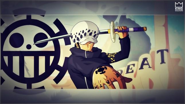 [One Piece] Những hình ảnh đẹp nhất của Trafalgar Law - anh 5