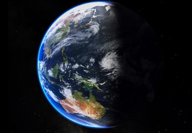 Những hình ảnh tuyệt đẹp của Trái Đất chụp từ trạm vũ trụ ISS - anh 1