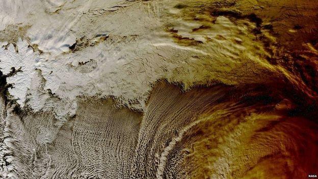 Những hình ảnh tuyệt đẹp của Trái Đất chụp từ trạm vũ trụ ISS - anh 19