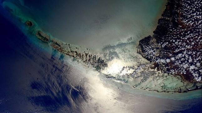 Những hình ảnh tuyệt đẹp của Trái Đất chụp từ trạm vũ trụ ISS - anh 20