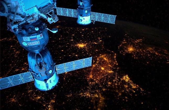 Những hình ảnh tuyệt đẹp của Trái Đất chụp từ trạm vũ trụ ISS - anh 15