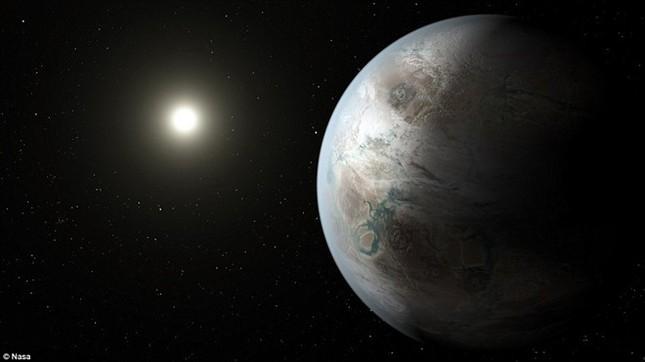 NASA: Phát hiện hành tinh giống Trái đất nhất từ trước đến nay - anh 1