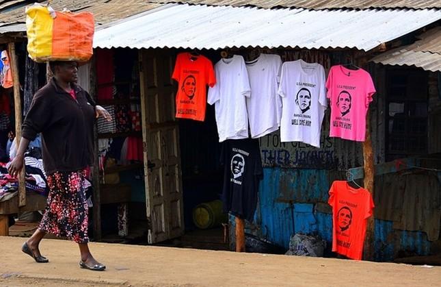 Toàn cảnh Obama thăm quê nhà Kenya trong niềm hạnh phúc vỡ òa - anh 9