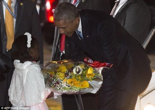 Toàn cảnh Obama thăm quê nhà Kenya trong niềm hạnh phúc vỡ òa - anh 7
