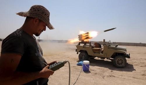 Khủng bố IS thất bại thảm hại dưới tay quân Iraq - anh 1