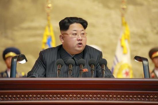 Lãnh đạo Kim Jong-un: Triều Tiên mới là nỗi sợ khiếp đảm của Mỹ - anh 1