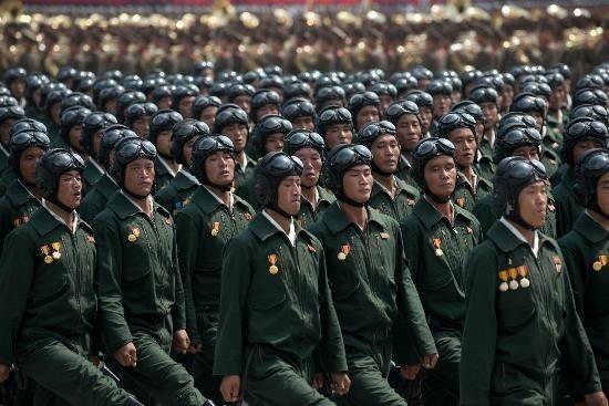 Lãnh đạo Kim Jong-un: Triều Tiên mới là nỗi sợ khiếp đảm của Mỹ - anh 2