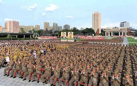 Lãnh đạo Kim Jong-un: Triều Tiên mới là nỗi sợ khiếp đảm của Mỹ - anh 3