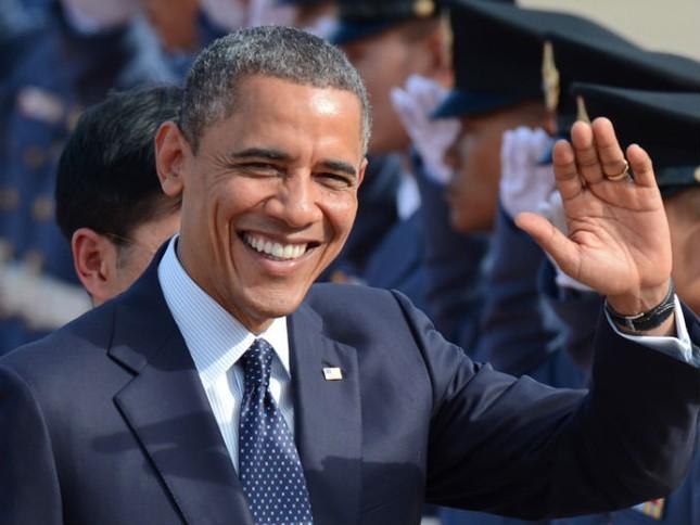 Bí mật ngôn ngữ cơ thể tạo thành công của Tổng thống Obama - anh 1