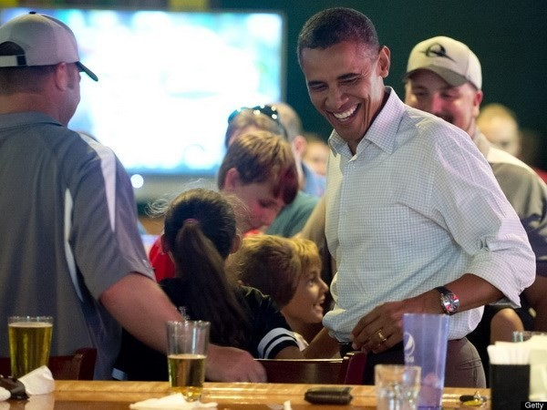 Bí mật ngôn ngữ cơ thể tạo thành công của Tổng thống Obama - anh 3