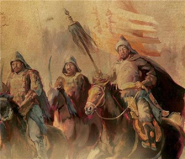 Những cường quốc hùng mạnh nhất mọi thời đại - anh 2