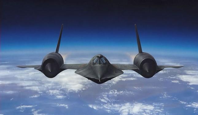 Sức mạnh thống trị của 'Chim Đen' SR-71: Trinh sát cơ chiến lược Mỹ - anh 1