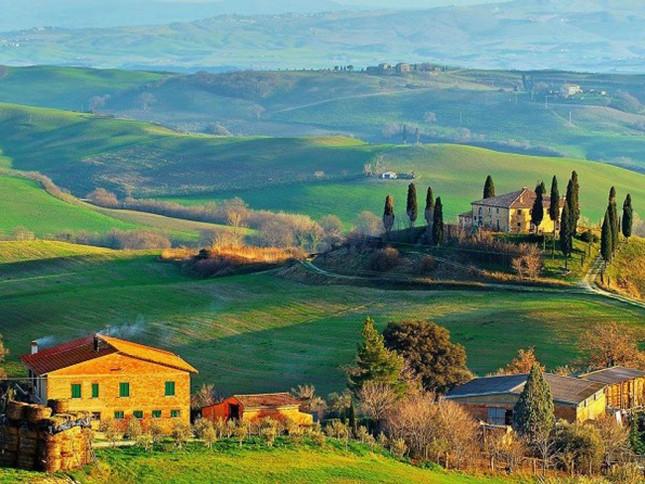 Tuscany - Vùng đất quyến rũ bậc nhất nước Ý [Photos] - anh 5