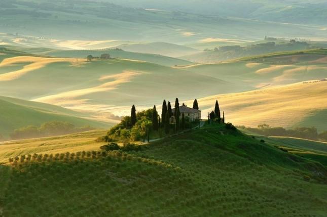 Tuscany - Vùng đất quyến rũ bậc nhất nước Ý [Photos] - anh 8