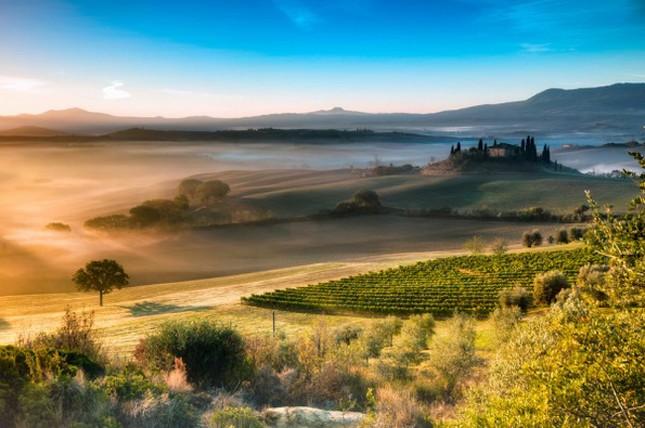 Tuscany - Vùng đất quyến rũ bậc nhất nước Ý [Photos] - anh 1