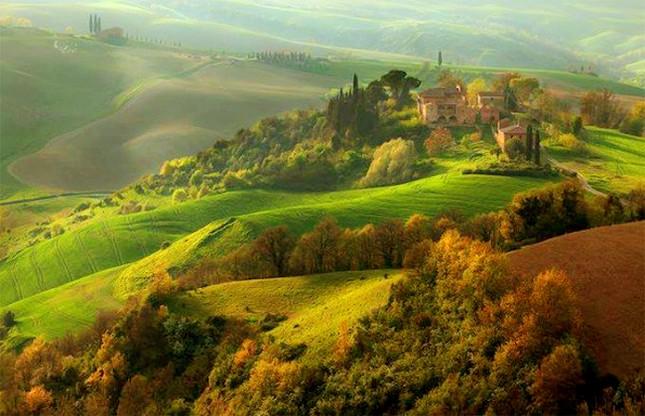 Tuscany - Vùng đất quyến rũ bậc nhất nước Ý [Photos] - anh 9