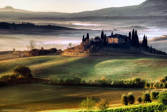 Tuscany - Vùng đất quyến rũ bậc nhất nước Ý [Photos] - anh 12