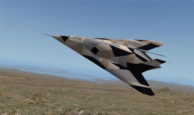 Uy lực đáng sợ của 'Chim Ưng đêm' F-117 thuộc Không lực Mỹ - anh 2
