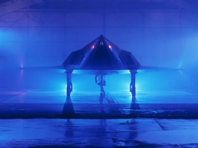 Uy lực đáng sợ của 'Chim Ưng đêm' F-117 thuộc Không lực Mỹ - anh 3